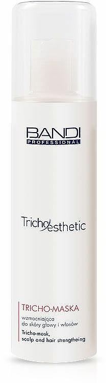 Tricho-masque renforçant pour cuir chevelu et cheveux - Bandi Professional Tricho Esthetic Tricho-Mask Scalp And Hair Strengthening