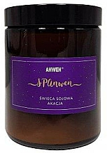 Parfums et Produits cosmétiques Bougie parfumée de soja, Acacia - Anwen Acacia