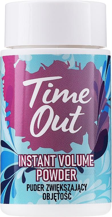 Poudre volumisante pour cheveux - Time Out Instant Volume Powder