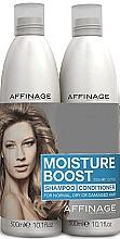 Parfums et Produits cosmétiques Affinage Moisture Boost Duo - Set (shampooing/300ml + après-shampooing/300ml)