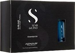 Parfums et Produits cosmétiques Soin éclaircissant et lissant pour les cheveux - Alfaparf Illuminating Essential Oil
