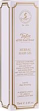 Parfums et Produits cosmétiques Gel coiffant à l'extrait de camomille - Taylor Of Old Bond Street Herbal Hair Gel Luxury Hair Dressing