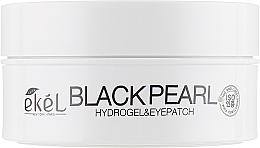Parfums et Produits cosmétiques Patchs hydrogel à la perle noire contour des yeux - Ekel Ample Hydrogel Eyepatch