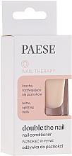 Parfums et Produits cosmétiques Revitalisant à l'huile d'argan pour ongles - Paese Dauble the Nail