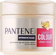 Parfums et Produits cosmétiques Masque intense protection de couleur - Pantene Pro-V Lively Colour