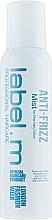 Parfums et Produits cosmétiques Spray lissant - Label.m Anti-Frizz Mist