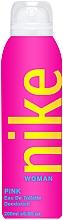 Parfums et Produits cosmétiques Nike Pink Woman - Déodorant spray parfumé pour corps