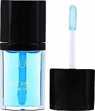 Parfums et Produits cosmétiques Huile à lèvres à l'extrait d'aloe - NoUBA Blue Shield Lip Oil
