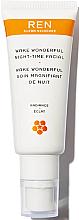 Parfums et Produits cosmétiques Sérum de nuit à l'huile de riz - Ren Radiance Wake Wonderful Night-Time Facial