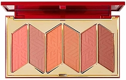 Parfums et Produits cosmétiques Palette de blush - Pur X Barbie Malibu Blush Signature 6-Piece Blush Palette