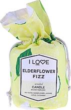 Parfums et Produits cosmétiques Bougie parfumée fleur de sureau - I Love Elderflower Fizz Scented Candle