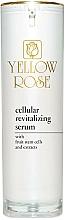 Parfums et Produits cosmétiques Sérum régénérant cellulaire aux cellules souches de fruits pour visage - Yellow Rose Cellular Revitalizing Serum