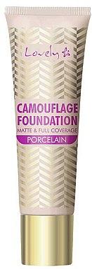 Fond de teint matifiant - Lovely Camouflage Foundation