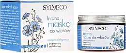Parfums et Produits cosmétiques Masque au lin et à la noix de coco pour les cheveux - Sylveco Flaxseed Hair Mask
