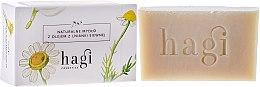 Parfums et Produits cosmétiques Savon naturel à l'huile de lin - Hagi Soap