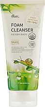 Mousse nettoyante à l'extrait de bave d'escargot pour visage - Ekel Snail Foam Cleanser — Photo N3