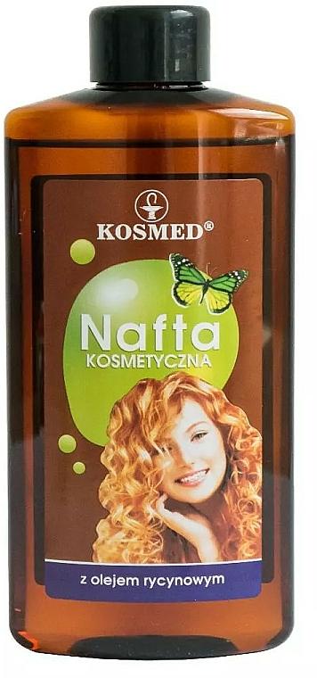 Kérosène cosmétique à l'huile de ricin pour cheveux - Kosmed