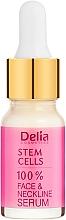 Parfums et Produits cosmétiques Sérum aux cellules souches pour visage, cou et décolleté - Delia Face Care Stem Sells Face Neckline Intensive Serum