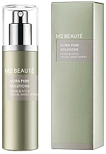 Parfums et Produits cosmétiques Brume pour visage - M2Beaute Ultra Pure Solutions Facial Nano Spray