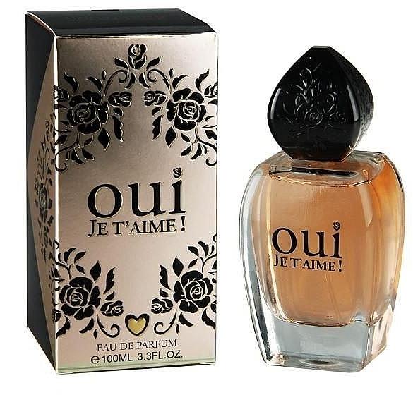 Linn Young Oui Je T'Aime - Eau de Parfum