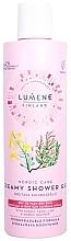 Parfums et Produits cosmétiques Gel douche crémeux à l'huile de colza nordique, peaux sèches - Lumene Nordic Care Creamy Shower Gel