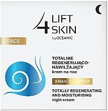 Parfums et Produits cosmétiques Crème de nuit à l'extrait d'escargot et huile d'avocat - Lift4Skin Snail C+ Night Cream