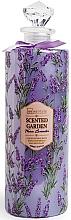 Parfums et Produits cosmétiques Mousse de bain - IDC Institute Scented Garden Luxury Bubble Bath Warm Lavender