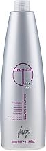 Parfums et Produits cosmétiques Shampooing anti-jaunissement aux protéines de soja - Vitality's Technica Silver Shampoo