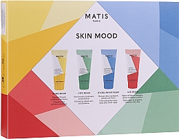 Parfums et Produits cosmétiques Coffret cadeau - Matis Responce Preventive Skin Mood Set (b/balm/50ml + f/cr/20ml + f/essence/20ml + f/mask/20ml)