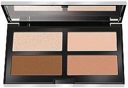 Parfums et Produits cosmétiques Palette de contour pour visage - Pupa Contouring & Strobing Powder Palette