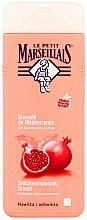 Parfums et Produits cosmétiques Gel douche extra doux à la grenade de Méditerrannée - Le Petit Marseillais