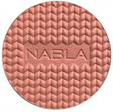 Parfums et Produits cosmétiques Blush - Nabla Blossom Blush Refill (recharge)