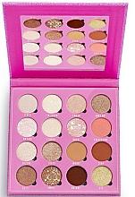 Parfums et Produits cosmétiques Palette de fards à paupières, 16 couleurs - Makeup Obsession Feels Eyeshadow Palette