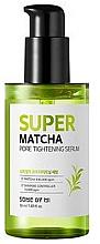 Parfums et Produits cosmétiques Sérum anti-pores dilatés à l'extrait de thé vert pour visage - Some By Mi Super Matcha Pore Tightening Serum