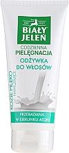 Parfums et Produits cosmétiques Après-shampooing hypoallergénique au lait de chèvre - Bialy Jelen Hypoallergenic Conditioner Goat Milk