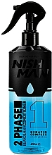 Parfums et Produits cosmétiques Après-shampooing bi-phasé pour cheveux et barbe - Nishman Beard & Hair 2 Phase Conditioner