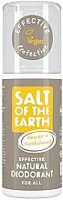 Parfums et Produits cosmétiques Déodorant spray Ambre et Bois de santal - Salt of the Earth Amber & Sandalwood Natural Deodorant Spray