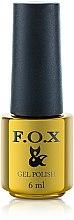 Parfums et Produits cosmétiques Vernis semi-permanent - F.O.X Gold Pure