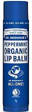 Parfums et Produits cosmétiques Baume à lèvres bio Menthe - Dr. Bronner's Peppermint Lip Balm