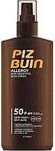Parfums et Produits cosmétiques Spray solaire pour le corps - Piz Buin Allergy Spray Spf50