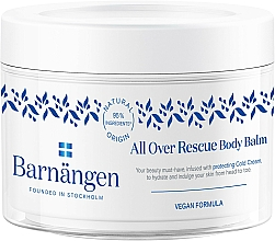 Parfums et Produits cosmétiques Baume corporel intensif - Barnangen Nordic Care All Over Intensive Body Balm