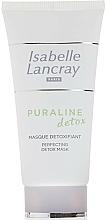Parfums et Produits cosmétiques Masque pour visage - Isabelle Lancray Puraline Detox Mask