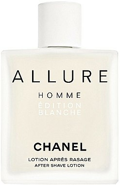 Chanel Allure Homme Edition Blanche - Lotion après-rasage — Photo N1