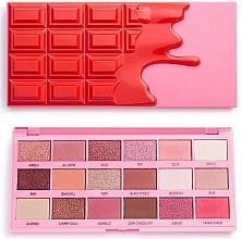 Parfums et Produits cosmétiques Palette d'ombres à paupières - I Heart Revolution Eyeshadow Chocolate Cherry Palette