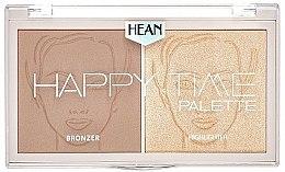 Parfums et Produits cosmétiques Palette contour de visage - Hean Happy Time Palette