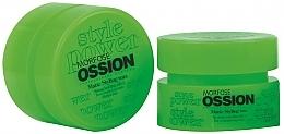Parfums et Produits cosmétiques Cire à la finition mate pour cheveux et barbe - Morfose Ossion Matte Styling Wax Strong Holding Effect