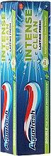 Parfums et Produits cosmétiques Dentifrice Intense clean fraîcheur - Aquafresh Intense Clean Lasting Fresh Toothpaste