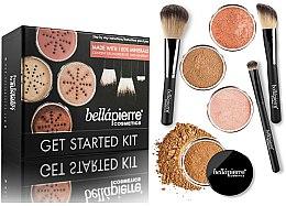 Parfums et Produits cosmétiques Set de maquillage - Bellapierre Get Started Kit Deep