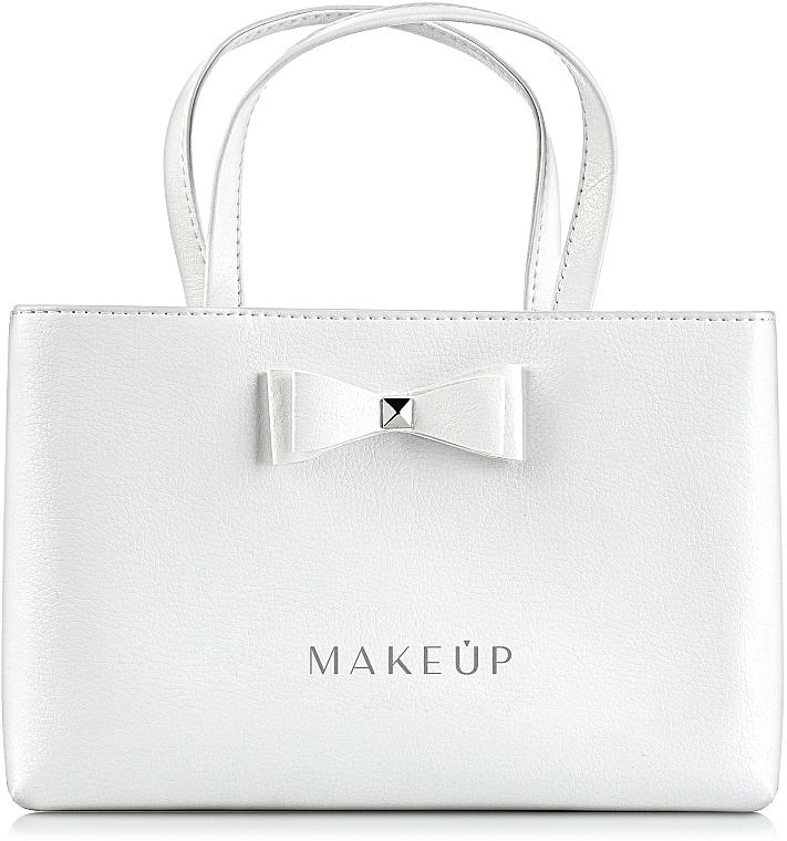 Sac cadeau Élégance blanche - MakeUp