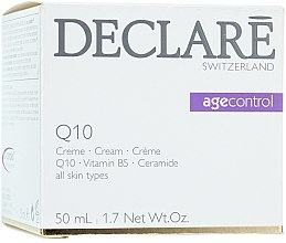 Parfums et Produits cosmétiques Crème à la coenzyme Q10 pour visage - Declare Q10 Age Control Cream